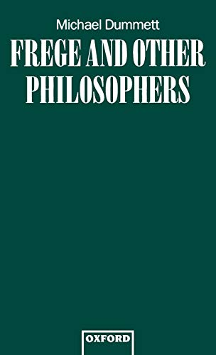 9780198248705: Frege and Other Philosophers