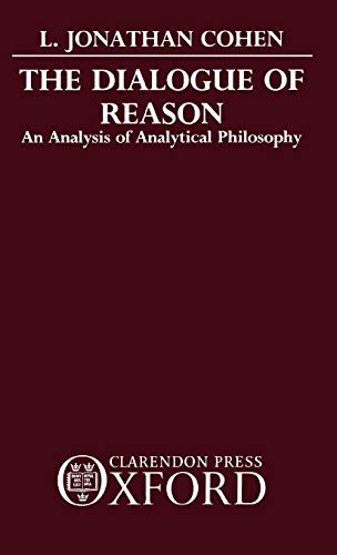 The Dialogue of Reason: An Analysis of Analytical Philosophy
