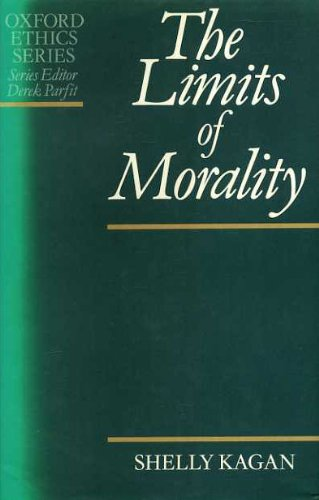 9780198249139: The Limits of Morality (Oxford Ethics Series)