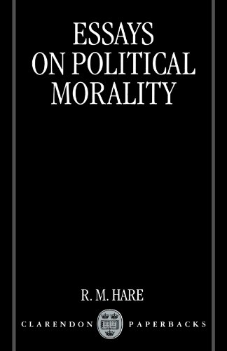9780198249948: Essays on Political Morality