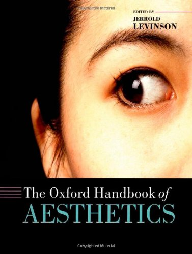 9780198250258: The Oxford Handbook of Aesthetics (Oxford Handbooks)