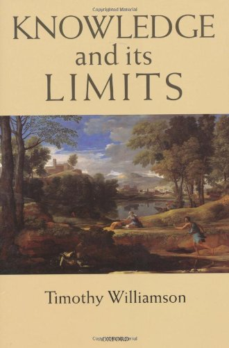 9780198250432: Knowledge and its Limits