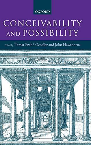 9780198250890: Conceivability and Possibility