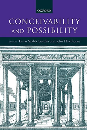 9780198250906: Conceivability and Possibility