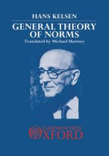 9780198252177: General Theory of Norms