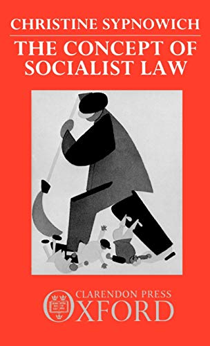 9780198252467: The Concept of Socialist Law