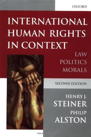 9780198254270: International Human Rights in Context: Law, Politics, Morals: Text and Materials