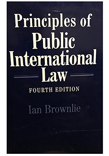 9780198256397: Principles of Public International Law