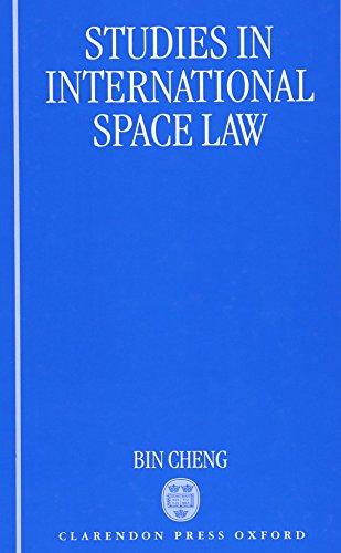 9780198257301: Studies in International Space Law