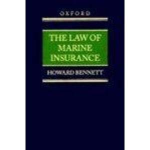 9780198258445: The Law of Marine Insurance