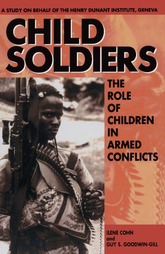 9780198259329: Child Soldiers: The Role of Children in Armed Conflict. A Study for the Henry Dunant Institute, Geneva