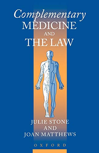 9780198259718: Complementary Medicine and the Law