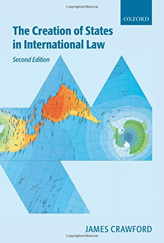 9780198260028: The Creation of States in International Law