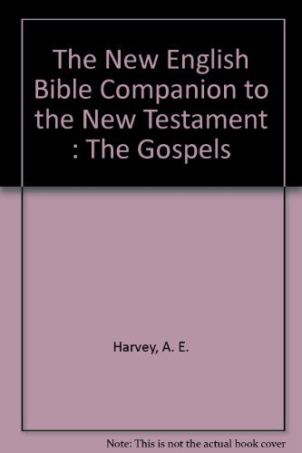 9780198261681: Companion to the New Testament (New English Bible): The Gospels