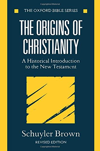 9780198262077: The Origins of Christianity: A Historical Introduction to the New Testament (Oxford Bible Series)