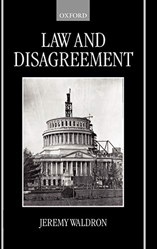 9780198262138: Law and Disagreement