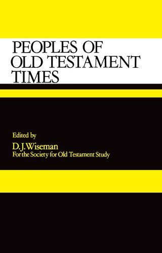 9780198263166: Peoples of Old Testament times,