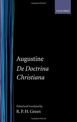 9780198263340: De Doctrina Christiana (Oxford Early Christian Texts)