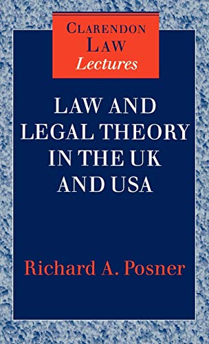 Law and Legal Theory in the UK and USA: Posner, Richard A.