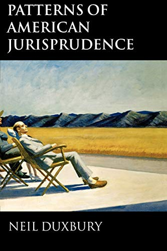 9780198264910: Patterns of American Jurisprudence