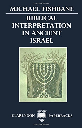 9780198266990: Biblical Interpretation in Ancient Israel (Clarendon Paperbacks)