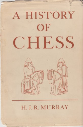 9780198274025: Short History of Chess