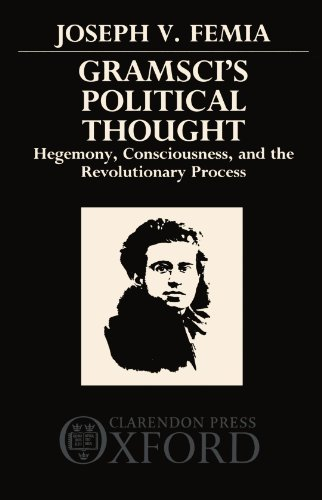 9780198275435: Gramsci's Political Thought: Hegemony, Consciousness, and the Revolutionary Process