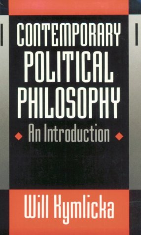 9780198277231: Contemporary Political Philosophy: An Introduction