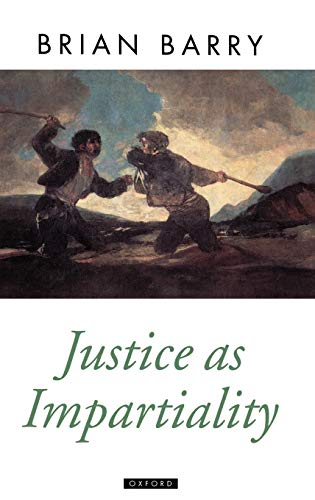 9780198279136: Justice As Impartiality (Oxford Political Theory) (Vol 2)