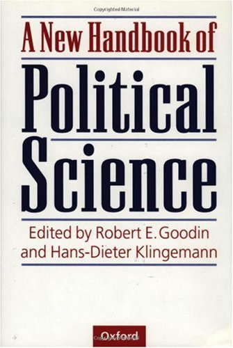 9780198280156: A New Handbook of Political Science