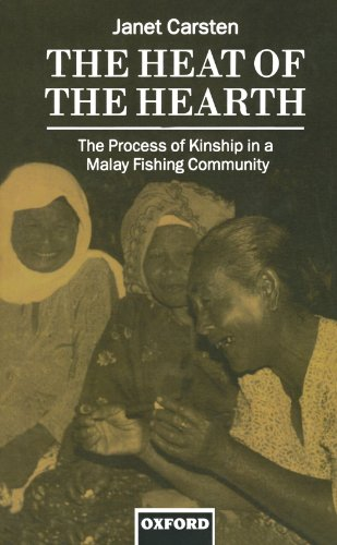 9780198280460: The Heat of the Hearth: The Process of Kinship in a Malay Fishing Community (Oxford Studies in Social and Cultural Anthropology)