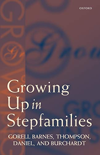9780198280965: Growing Up in Stepfamilies