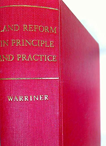 9780198281603: Land Reform in Practice