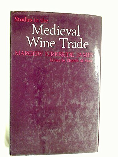 9780198282532: Studies in the Medieval Wine Trade