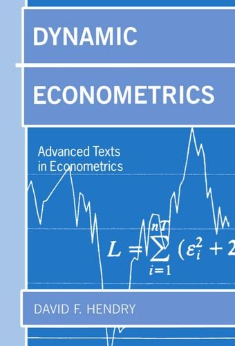 9780198283164: Dynamic Econometrics (Advanced Texts in Econometrics)