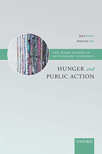 9780198283652: Hunger and Public Action (Wider Studies in Development Economics)