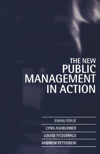 9780198289036: The New Public Management in Action