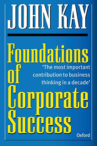 Foundations of Corporate Success: How Business Strategies