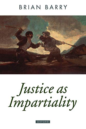 9780198290926: Justice As Impartiality (Oxford Political Theory)