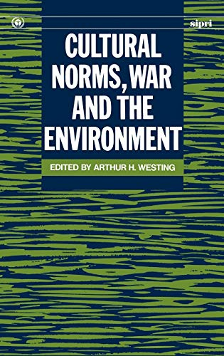 Cultural Norms, War and the Environment .