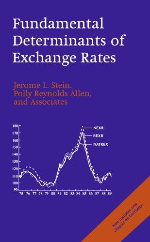 9780198293064: Fundamental Determinants of Exchange Rates