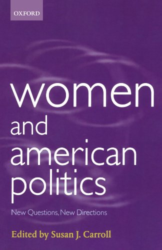 9780198293484: Women and American Politics: New Questions, New Directions (Gender & Politics)