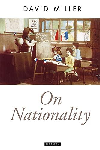 9780198293569: On Nationality