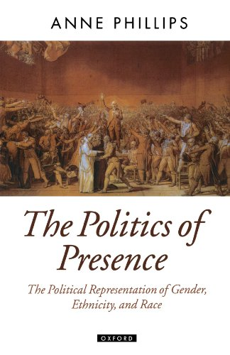 9780198294153: The Politics of Presence: Political Representation of Gender Race and Ethnicity (Oxford Political Theory)