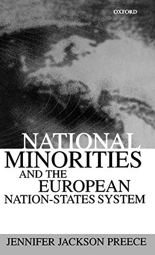 9780198294375: National Minorities and the European Nation-States System