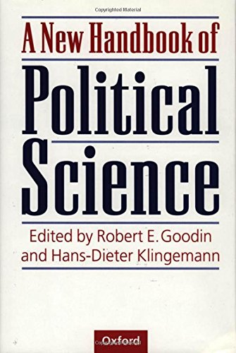 9780198294719: A New Handbook of Political Science