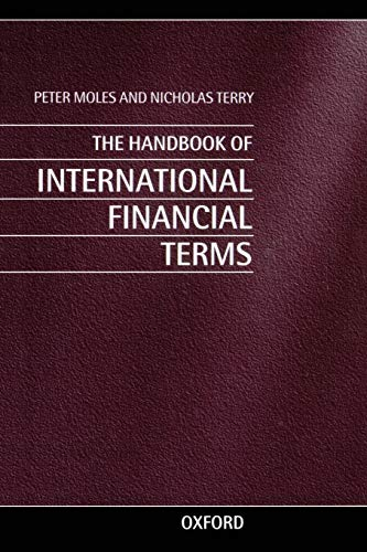 9780198294818: The Handbook of International Financial Terms