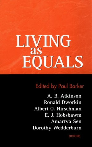 9780198295181: Living as Equals