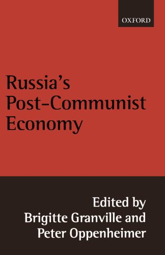 9780198295259: Russia's Post-Communist Economy