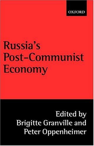 9780198295266: Russia's Post-Communist Economy